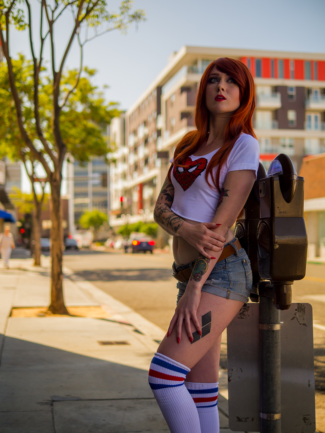 @shenaystellar as Mary Jane Watson
