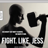 FIGHT LIKE JESS