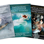 GAL Underwater Photography Ads