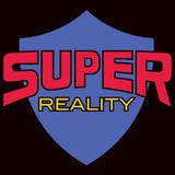 Super Reality (TV Show Pitch) Logo
