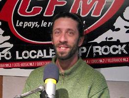 Rémi à CFM radio