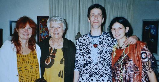 Léonore, Rose-Marie, Moi et Coline