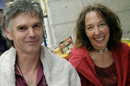 Bernard et Annie-Jeanne Bertrand