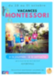 Ateliers Montessori pour enfants - Alfortville