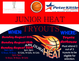 Junior Heat Try Out Dates 2019!