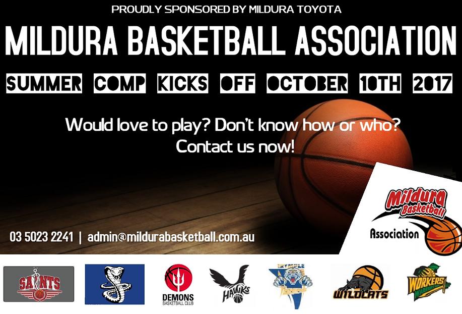 mildura-basketball | MBA CLUBS