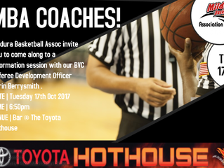 ALL MBA COACHES!
