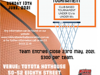 Tri State Tournament 2021