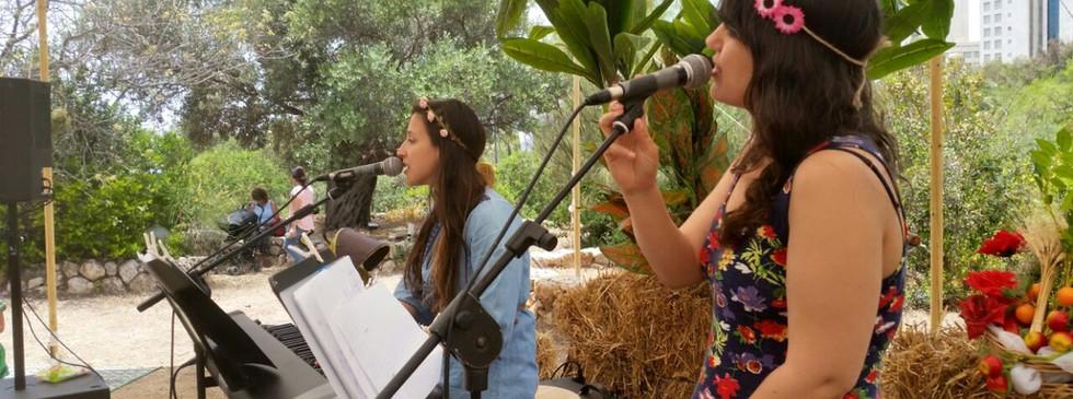 שבועות 2015 במוזיאון ארץ ישראל בתל אביב