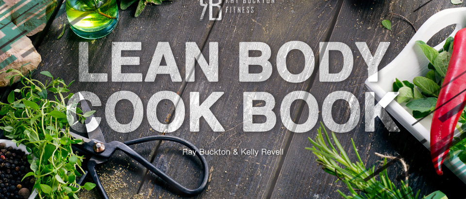 LEAN BODY COOK BOOK