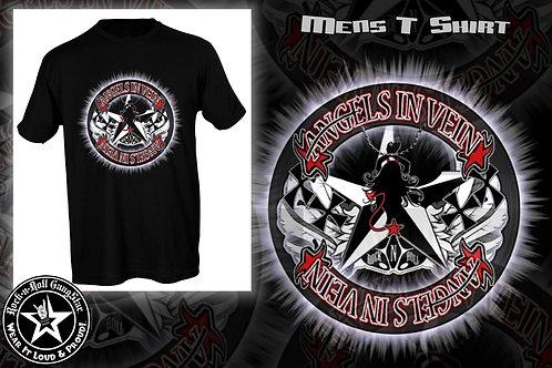 Angels in Vein Mens T-Shirt