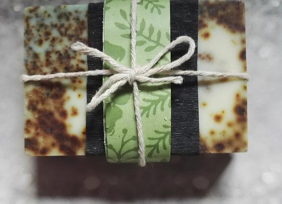 Green Tea and Jasmine soap