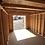 Thumbnail: 10x16 Lofted Barn Front Entrance