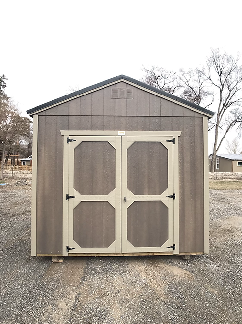 10x20 Utility Front Entry