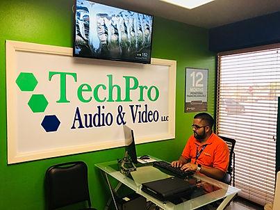 Contact us TechPro El Paso