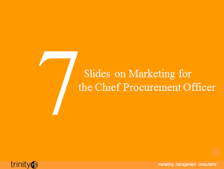 7 Slides on Marketing for the CPO