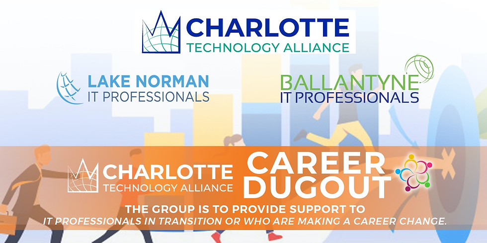 CLT Tech Alliance Dugout (In-Transition Support) - October 26