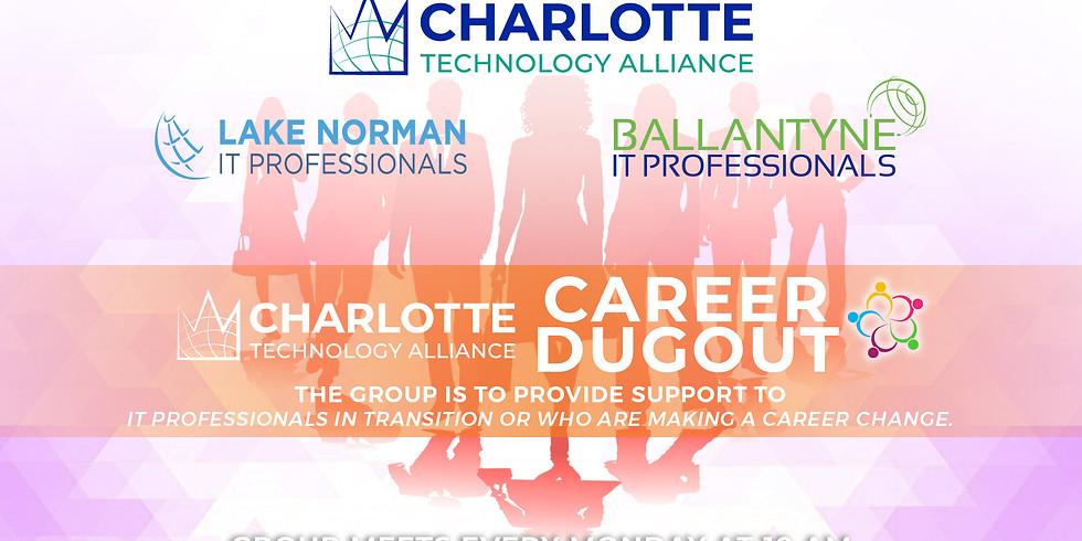 CLT Tech Alliance Dugout (Career Transition Support) - Aug 30