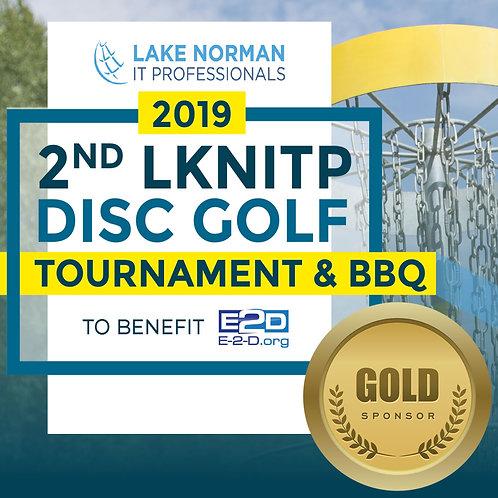Gold Sponsor 2019 LKNITP Disc Golf Tournament
