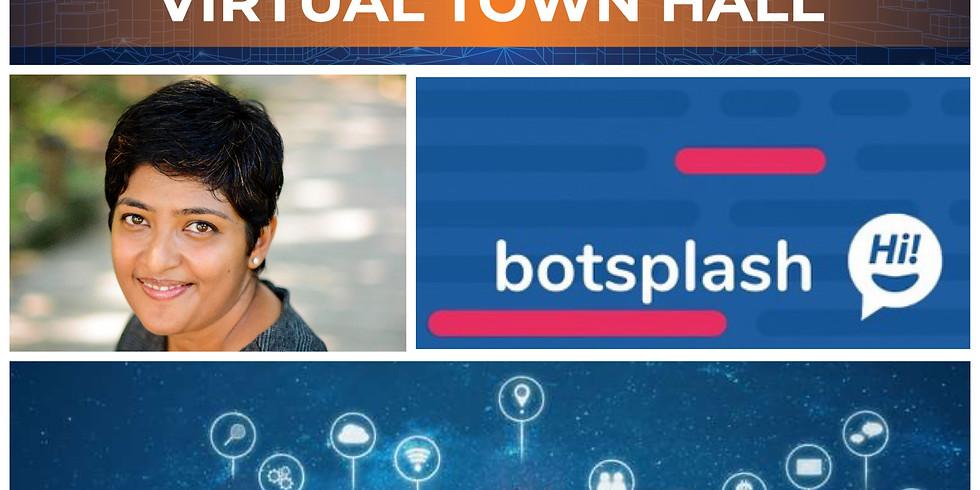 Virtual Town Hall  - Jan 7