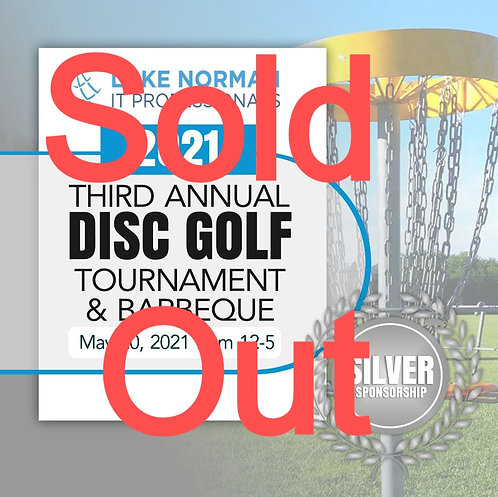 2021 Disc Golf SilverSponsorship