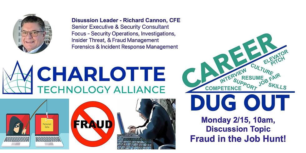 CLT Tech Alliance Dugout (Career Transition Support) - Feb 15