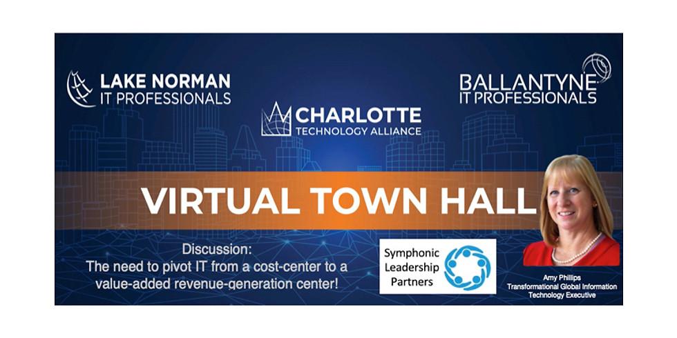 Virtual Town Hall  - Feb 4