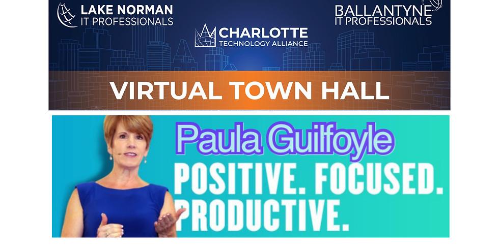 Virtual Leadership Town Hall  - November 12