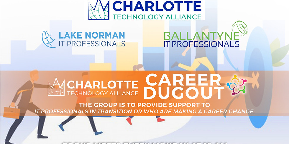 CLT Tech Alliance Dugout (Career Transition Support) - May 17