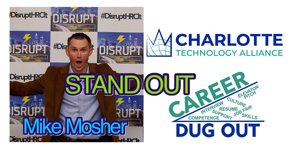 CLT Tech Alliance Dugout (Career Transition Support) - June 21