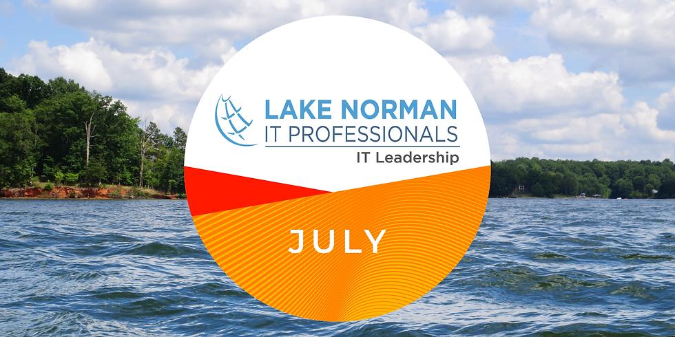 CIO Breakfast of Lake Norman - July 26, 2019