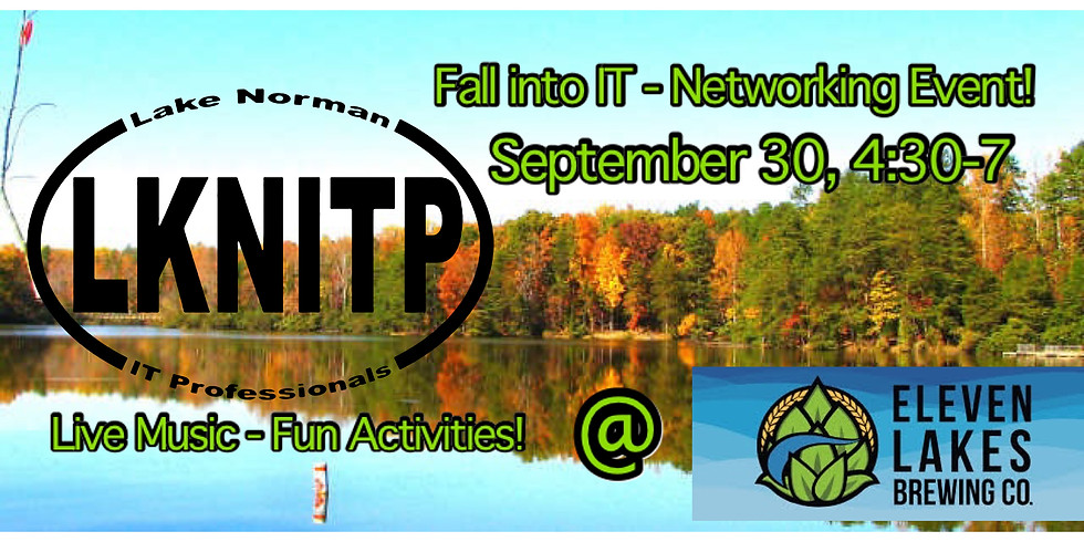 Fall into IT - Networking Event!