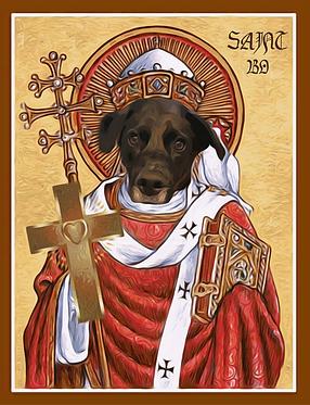 Pet Saint Art