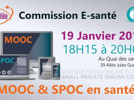 MOOC & SPOC en santé !