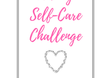 14 Day Self-Care Challenge