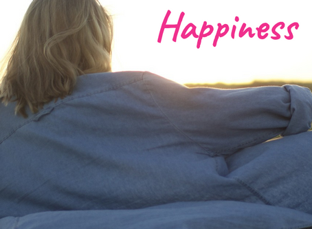 How Letting Go Finally Brought Me Happiness