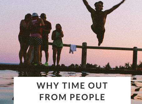 Why Time Out From People is Essential for Self-Care