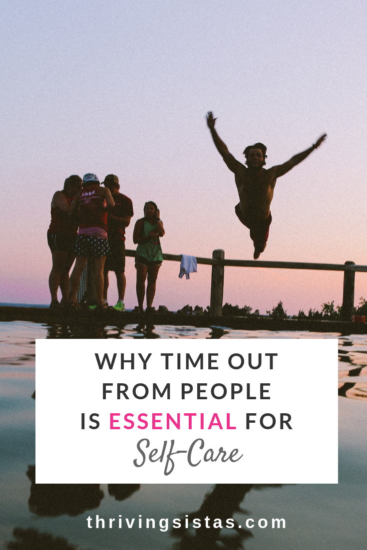 time out essential for self-care