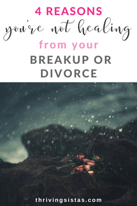 Healing from breakup or divorce
