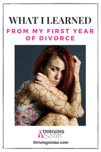 What I Learned From My First Year of Divorce