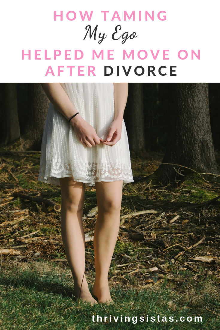 move on after divorce