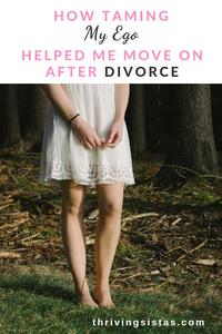 move on after divorce