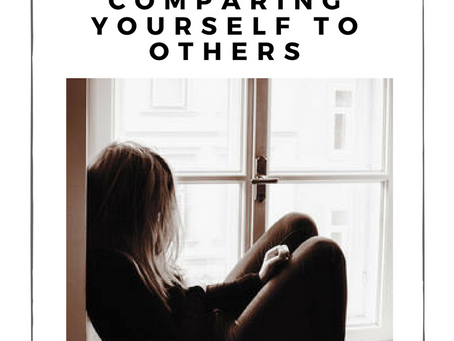 The Easy Way to Stop Comparing Yourself to Others