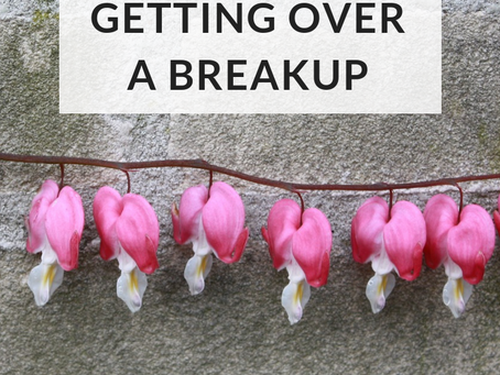 4 Simple Strategies for Getting Over a Breakup