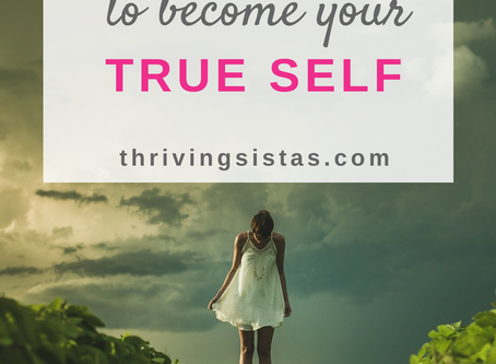 Finding the Courage to Become Your True Self