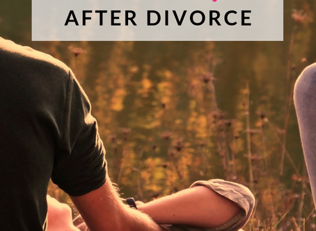 How I Very Unexpectedly Found Love After Divorce