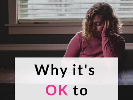 Why It's OK to Feel Sad