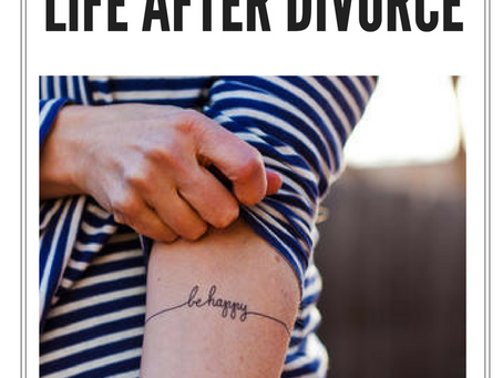 The Perks of Life After Divorce
