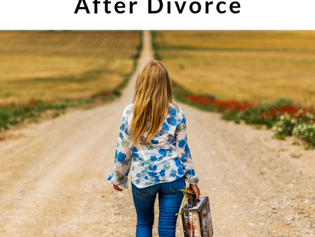 How I Overcame My Fear of Being Alone After Divorce