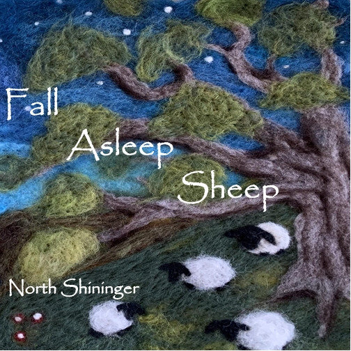 Fall Asleep Sheep